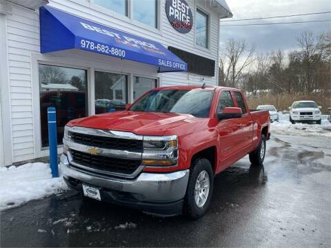 2019 Chevrolet Silverado 1500 LD for sale at Best Price Auto Sales in Methuen MA