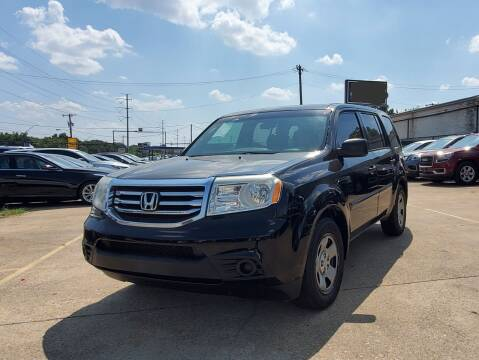 2015 Honda Pilot for sale at International Auto Sales in Garland TX