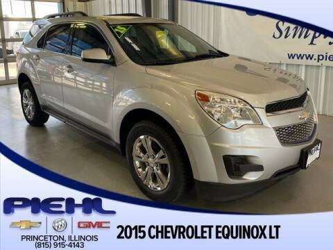 2015 Chevrolet Equinox for sale at Piehl Motors - PIEHL Chevrolet Buick Cadillac in Princeton IL