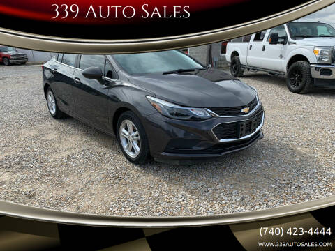 2016 Chevrolet Cruze for sale at 339 Auto Sales in Belpre OH
