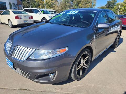 2011 Lincoln MKS for sale at Liberty Car Company in Waterloo IA