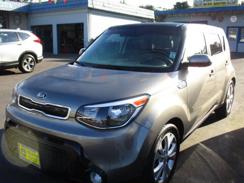 2016 Kia Soul for sale at HARE CREEK AUTOMOTIVE in Fort Bragg CA