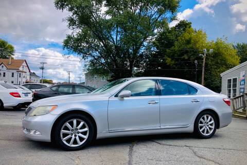 2009 Lexus LS 460 for sale at Top Line Import in Haverhill MA