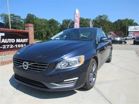 2014 Volvo S60 for sale at J T Auto Group in Sanford NC