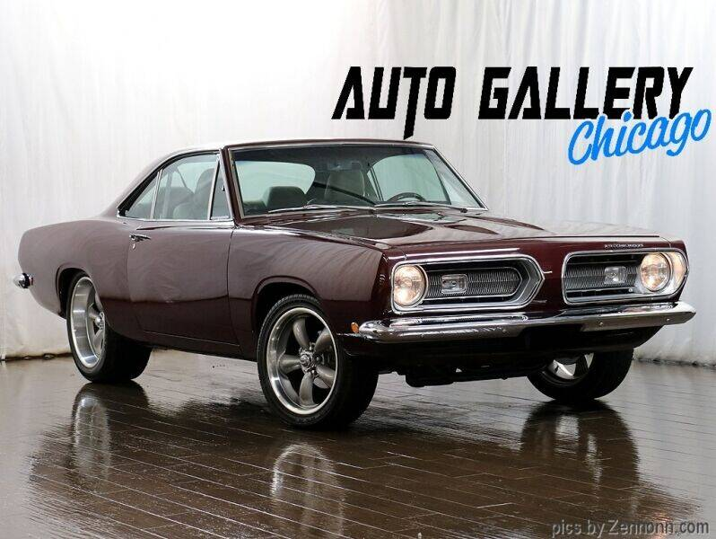1968 Plymouth Barracuda for sale in Addison, IL
