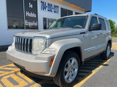 2008 Jeep Liberty for sale at Auto America - Monroe in Monroe NC