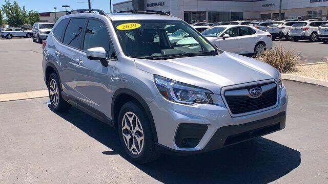 2020 Subaru Forester for sale in Carmel, NV