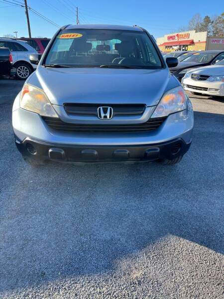 2008 Honda CR-V for sale at SRI Auto Brokers Inc. in Rome GA