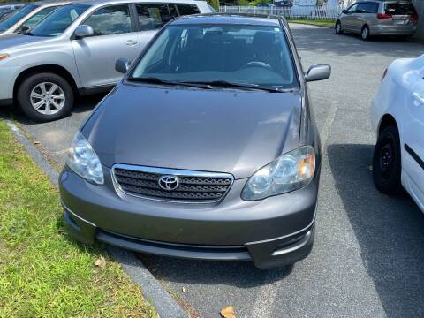 2006 Toyota Corolla for sale at Good Works Auto Sales INC in Ashland MA