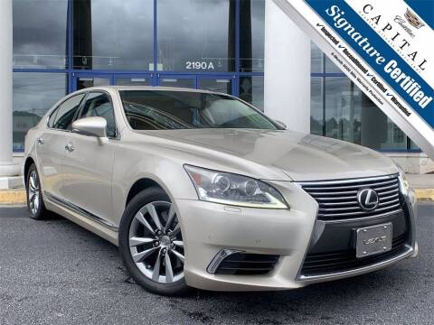 2013 Lexus LS 460 for sale at Southern Auto Solutions - Capital Cadillac in Marietta GA