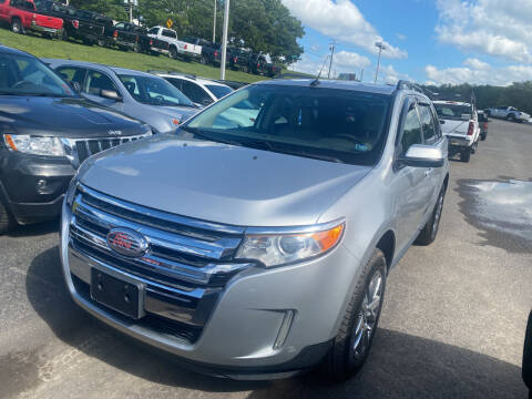 2013 Ford Edge for sale at Ball Pre-owned Auto in Terra Alta WV