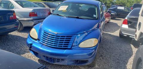 2005 pt cruiser 2005 for sale at EHE Auto Sales in Marine City MI