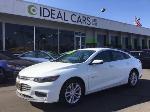 2017 Chevrolet Malibu for sale at Ideal Cars East Mesa in Mesa AZ