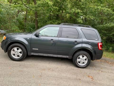 2008 Ford Escape for sale at Elite Auto Plaza in Springfield IL