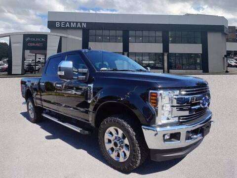 2019 Ford F-250 Super Duty for sale at BEAMAN TOYOTA - Beaman Buick GMC in Nashville TN