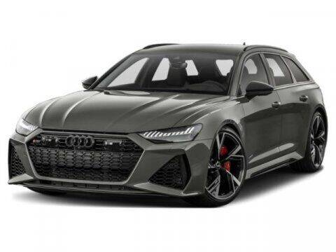 2021 Audi RS 6 for sale at Park Place Motor Cars in Rochester MN