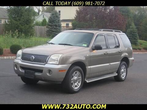 2003 Mercury Mountaineer for sale at Absolute Auto Solutions in Hamilton NJ
