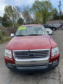 2007 Ford Explorer for sale at Mastro Motors in Garden City MI