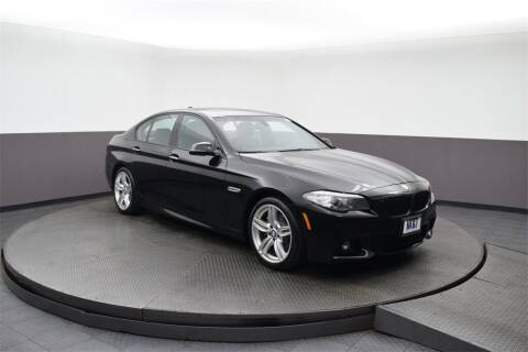 2015 BMW 5 Series for sale at M & I Imports in Highland Park IL
