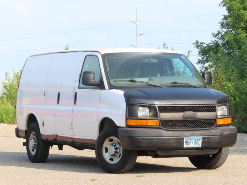 2007 Chevrolet Express Cargo for sale at Big Man Motors in Farmington MN