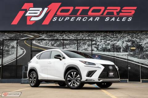 2020 Lexus NX 300 for sale at BJ Motors in Tomball TX