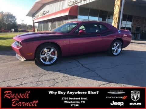 2010 Dodge Challenger for sale at Russell Barnett Chrysler Dodge Jeep Ram in Winchester TN