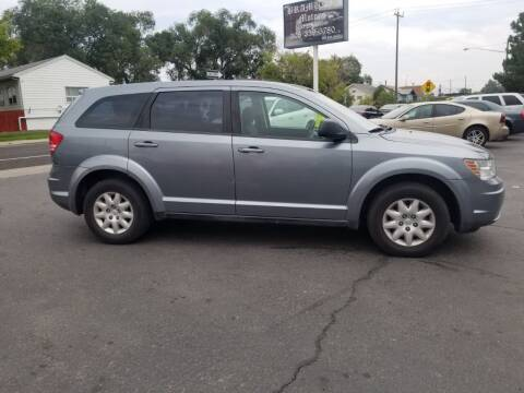 2009 Dodge Journey for sale at BRAMBILA MOTORS in Pocatello ID