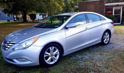 2011 Hyundai Sonata for sale at Progress Auto Sales in Durham NC