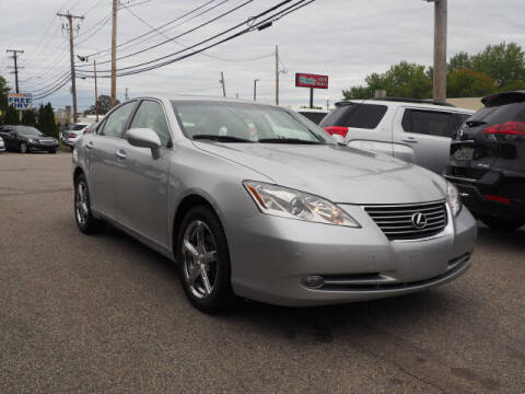 2007 Lexus ES 350 for sale at East Providence Auto Sales in East Providence RI