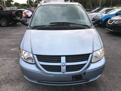 2006 Dodge Grand Caravan for sale at Denny's Auto Sales in Fort Myers FL