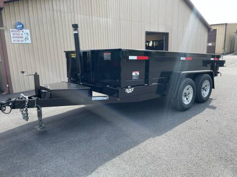 2021 Twf Dump Trailer  for sale at Stakes Auto Sales in Fayetteville PA