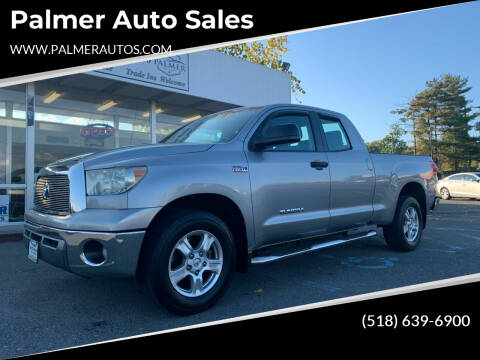 2008 Toyota Tundra for sale at Palmer Auto Sales in Menands NY