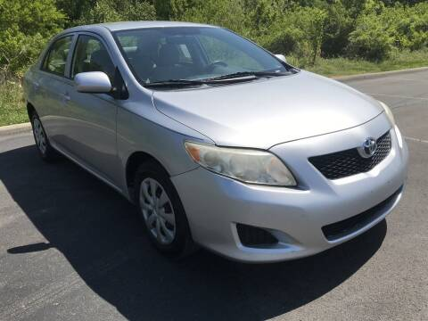 2009 Toyota Corolla for sale at J & D Auto Sales in Dalton GA