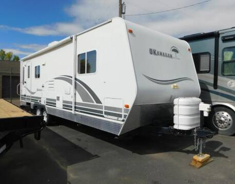 2006 OKANAGAN TL for sale at Will Deal Auto & Rv Sales in Great Falls MT