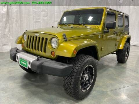 2008 Jeep Wrangler Unlimited for sale at Green Light Auto Sales LLC in Bethany CT