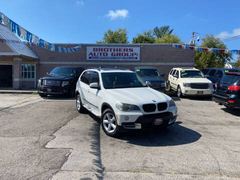 2010 BMW X5 for sale at Brothers Auto Group in Youngstown OH