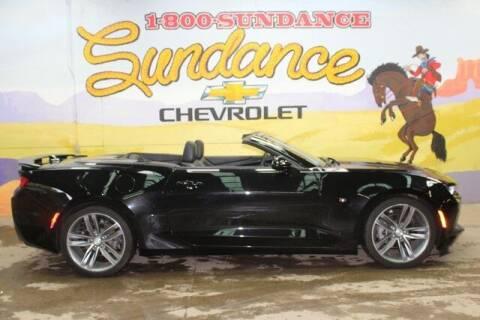 2016 Chevrolet Camaro for sale at Sundance Chevrolet in Grand Ledge MI