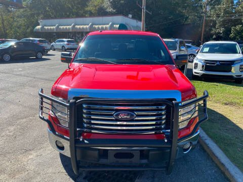 2011 Ford F-150 for sale at J Franklin Auto Sales in Macon GA