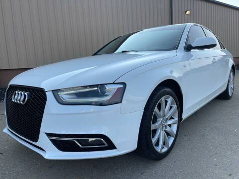 2013 Audi A4 for sale at Prime Auto Sales in Uniontown OH