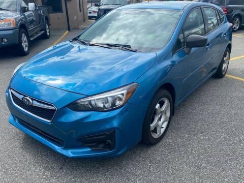 2018 Subaru Impreza for sale at MAGIC AUTO SALES - Magic Auto Prestige in South Hackensack NJ