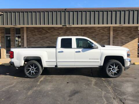 2017 Chevrolet Silverado 1500 for sale at Arandas Auto Sales in Milwaukee WI