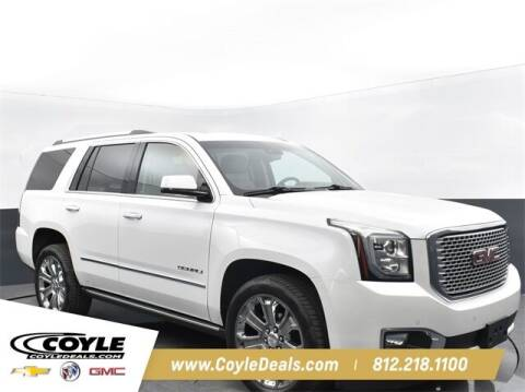 2016 GMC Yukon for sale at COYLE GM - COYLE NISSAN - New Inventory in Clarksville IN