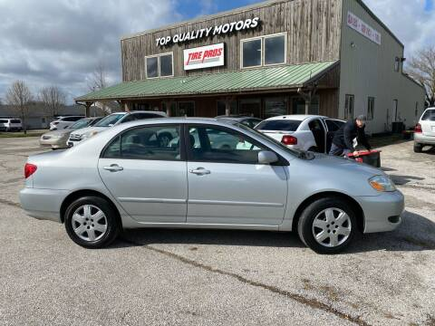 2005 Toyota Corolla for sale at Top Quality Motors & Tire Pros in Ashland MO