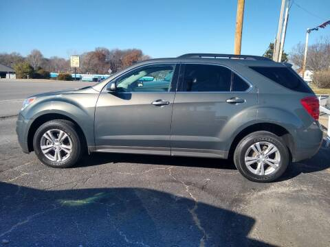 2013 Chevrolet Equinox for sale at Savior Auto in Independence MO