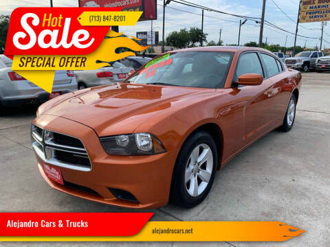 2011 Dodge Charger for sale at Alejandro Cars & Trucks in Houston TX