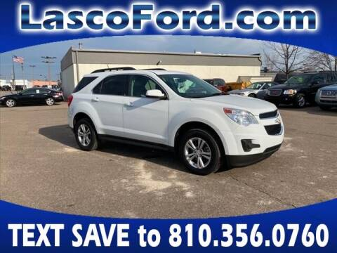 2015 Chevrolet Equinox for sale at Lasco of Grand Blanc in Grand Blanc MI