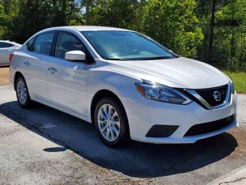 2018 Nissan Sentra for sale at Southeast Autoplex in Pearl MS