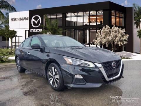 2021 Nissan Altima for sale at Mazda of North Miami in Miami FL