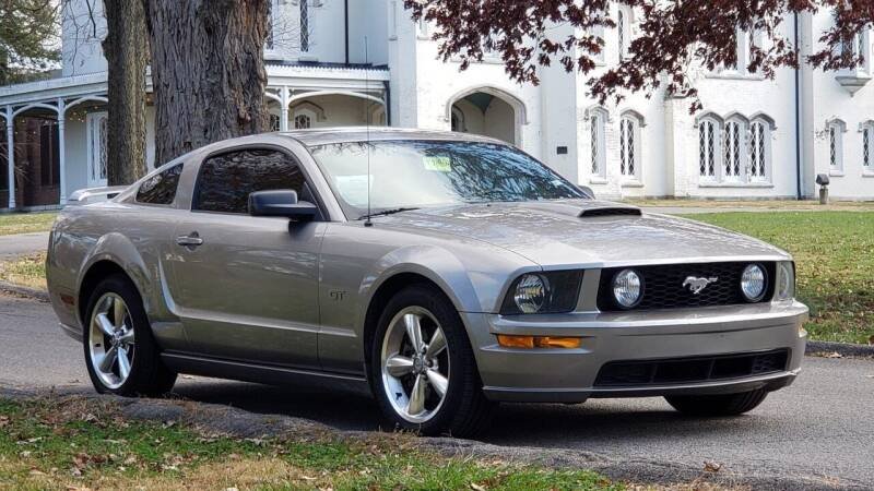 2008 Ford Mustang for sale at Digital Auto in Lexington KY