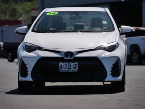 2019 Toyota Corolla for sale at CLINT NEWELL USED CARS in Roseburg OR